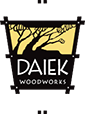 Daiek Woodworks Custom Stile and Rail Doors