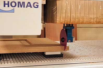 Precision machining at every step in the process ensures consistent results.